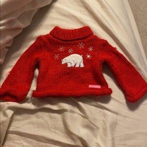 2/$15 American Girl Doll Sweater